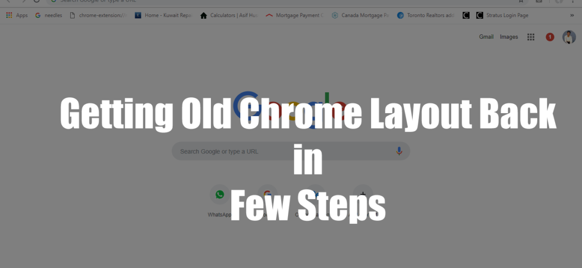 old-chrome-layout